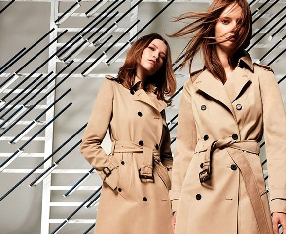 NEW BRAND ALERT: Aquascutum! The most amazing trench coats to add to your...