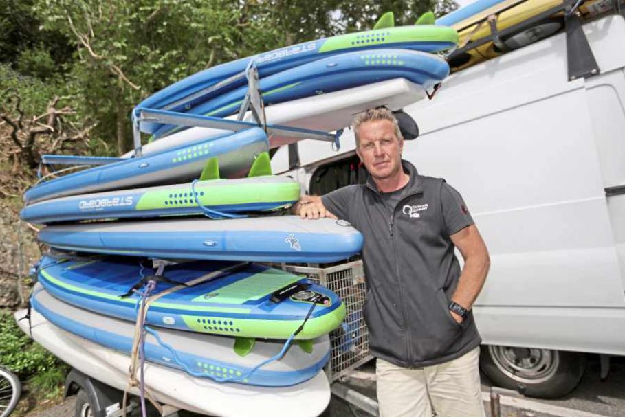 Licensing scheme for outdoor activity firms in the pipeline « Guernsey Press