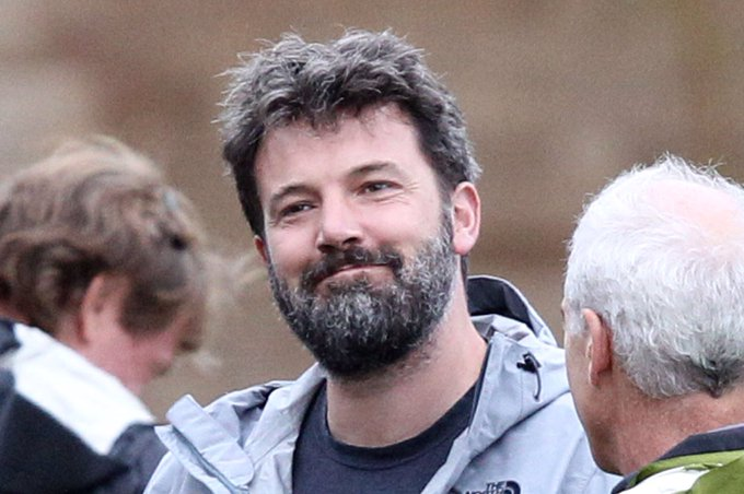 HES SO CUTE!!!!  happy birthday ben affleck i want you to adopt me