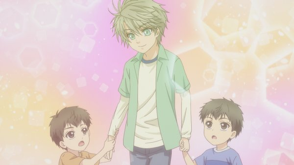 『SUPER LOVERS』憧れの兄(^_-)-☆