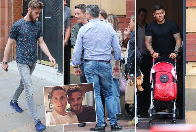 MUFC stars for Ander Herrera\s birthday but Juan Mata can\t resist trolling his team-mate