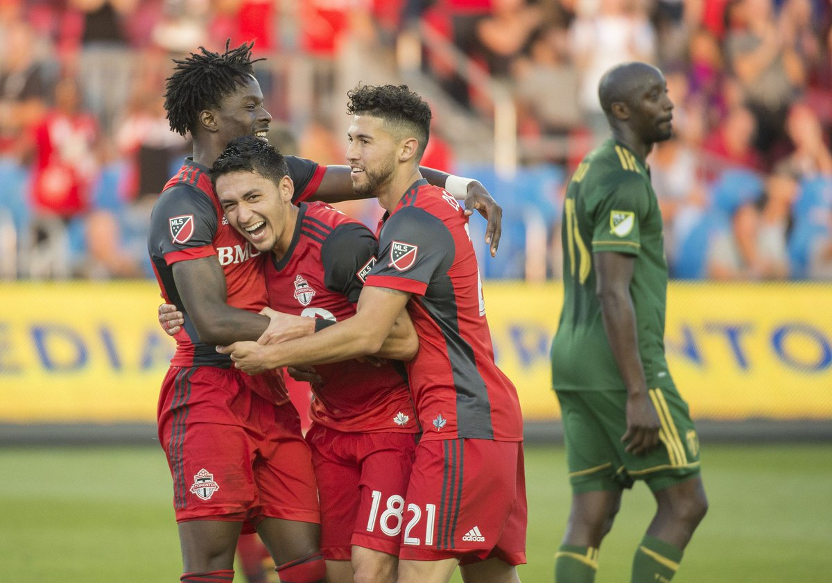 https://t.co/wWpjLtEQ76  #TORvPOR #mls @torontofc @TimbersFC @MLS https://t.co/Uc6NP7XbTa