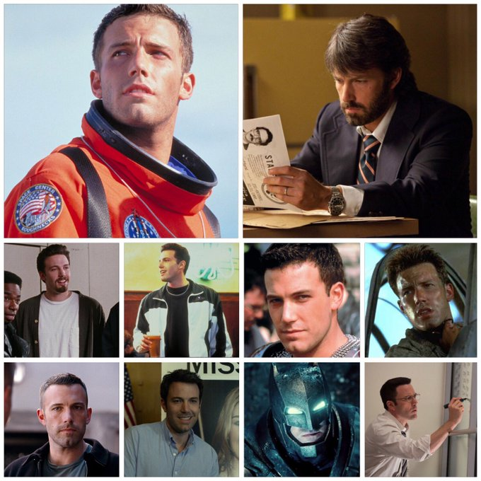 Happy birthday to Ben Affleck (b.1972). Which of his performances is your favourite?