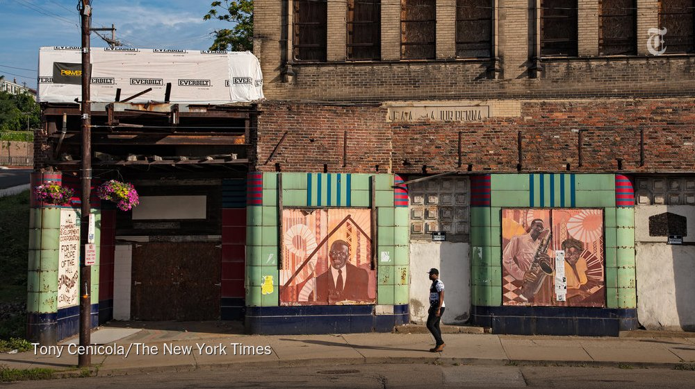 The Pittsburgh that August Wilson knew may be gone but his plays endure https://t.co/hpoACERUnQ https://t.co/V1RhrpqAzG
