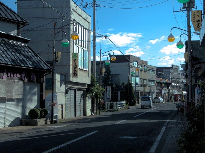 #ふらいんぐうぃっち #板柳町行ってみました その1