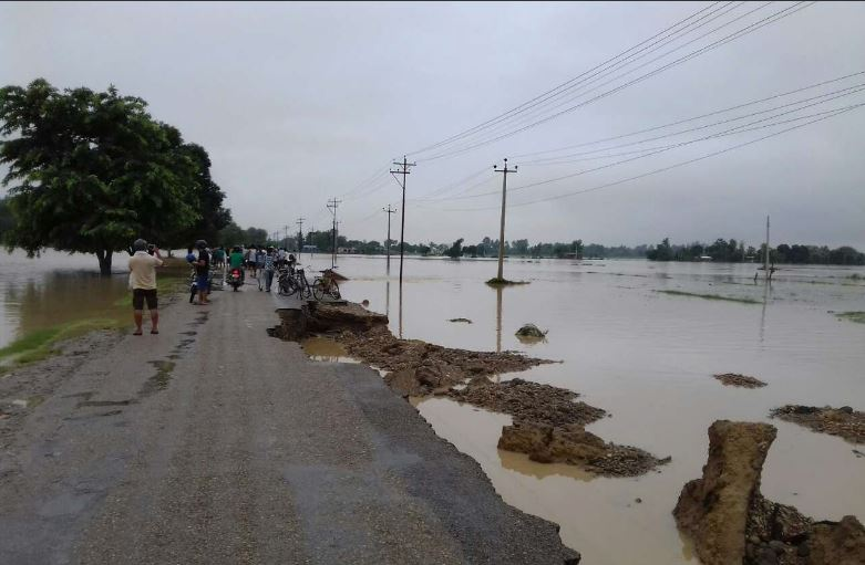 Nepal floods: Death toll goes up to 115, over 60 lakh affected