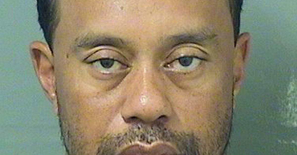 Tiger Woods had drugs for pain, anxiety, sleep when arrested for DUI in Florida