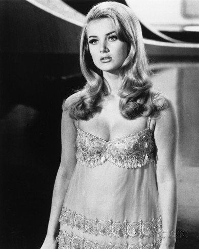 Happy Birthday Barbara Bouchet, a gorgeous and iconic star of bloody Italian celluloid!