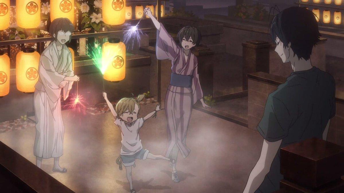 アニメばらかもんでもやってましたが、長崎では「お盆に墓場で花火する」は常識です。他県の人に問いたい…お盆の墓で何するの?