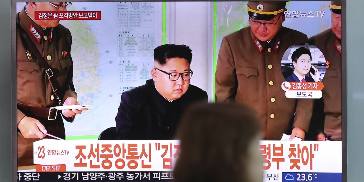 Guam missile launch plan: Kim Jong Un waiting for 'foolish Yankees' next move, state media reports