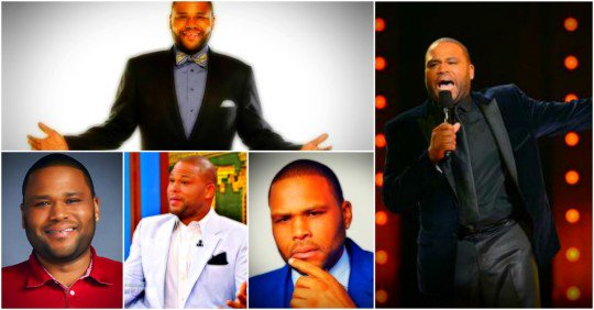 Happy Birthday to Anthony Anderson (born August 15, 1970)