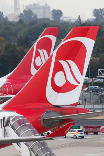 German carrier Air Berlin filing for bankruptcy
