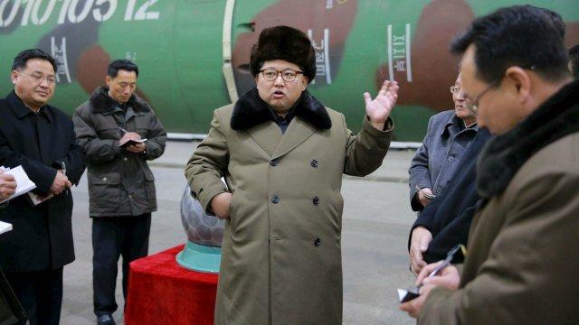 Kim Jong Un holds off on Guam missile plan; South Korea resolves to prevent war