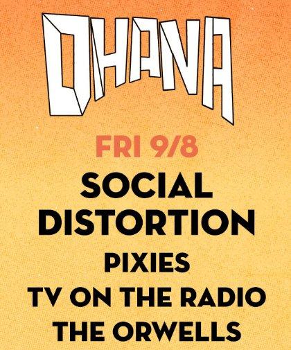 .@TheOhanaFest - Friday September 8th. Find tickets here: https://t.co/P58VpWfJrO https://t.co/Dgdxa6Argr