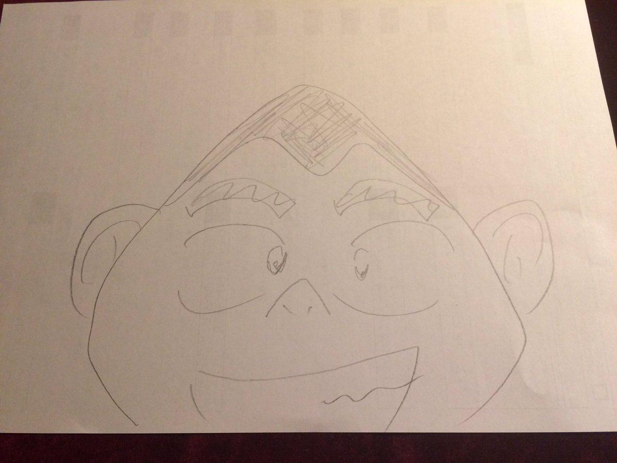 なんと、昨日の今日でアンケートに元太くんを描いてくれた方がいました!(偶然)そして、今日も可愛い少年探偵団たちがたくさん