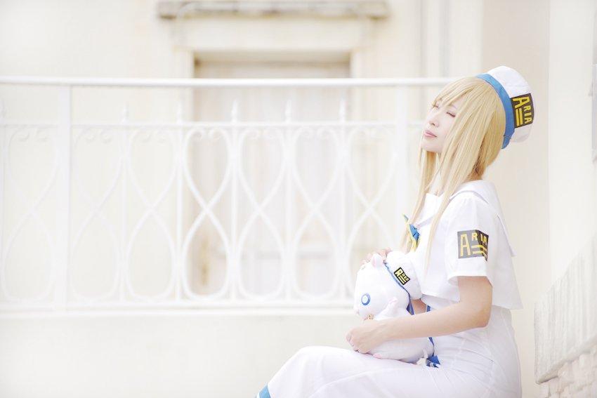 [コスプレ/ARIA].アリシア・フローレンス:柚壱Photo:賦影