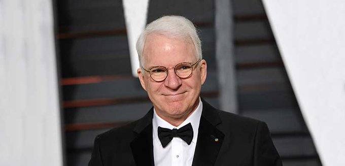 Happy birthday Steve Martin Born: 14 August 1945 (age 72)