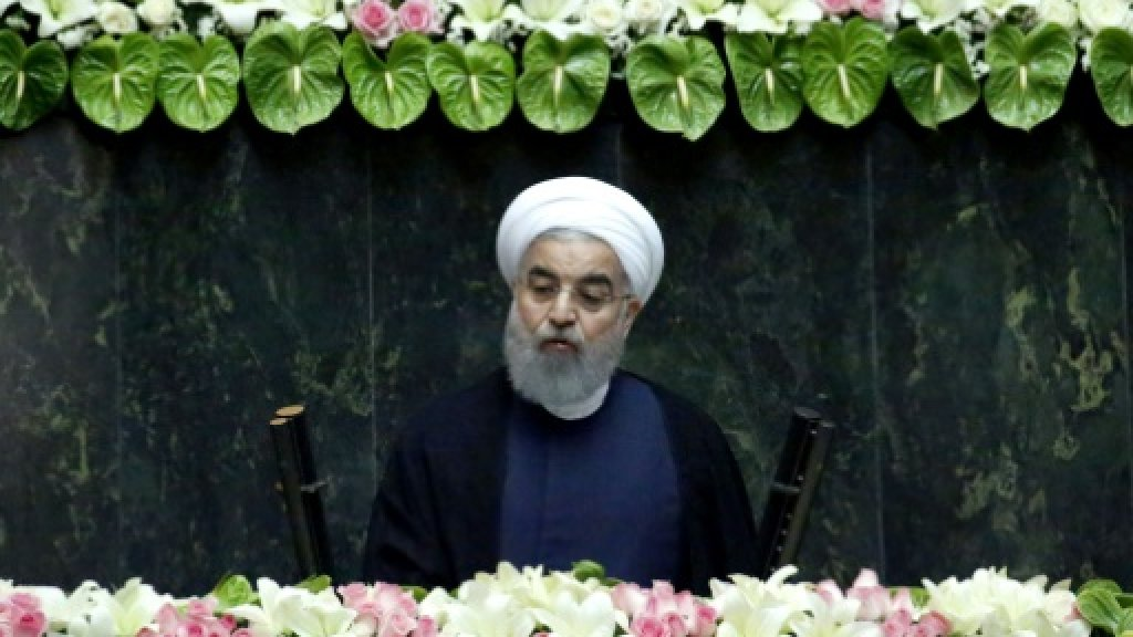 Iran can quit nuclear deal if US keeps adding sanctions: Rouhani