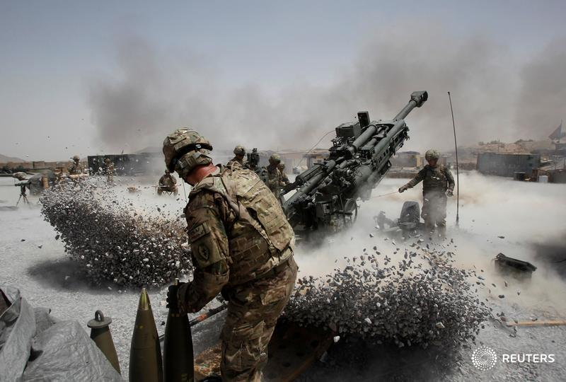 Taliban urge Trump to withdraw all U.S. troops from Afghanistan by @joshjonsmith