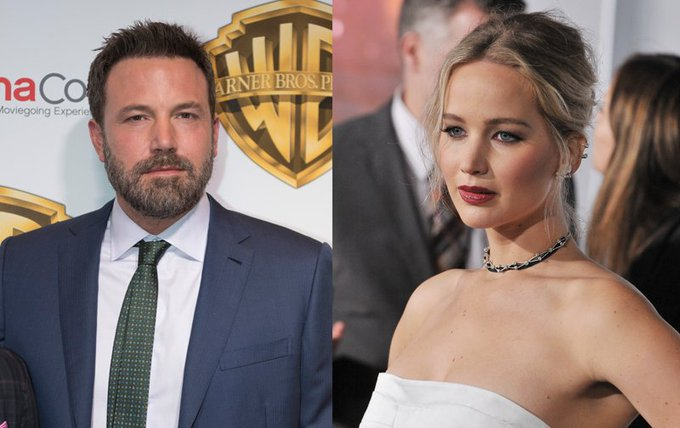 Happy Birthday to Ben Affleck and Jennifer Lawrence.  Tell me some of your favorite movies from them... ~Dan