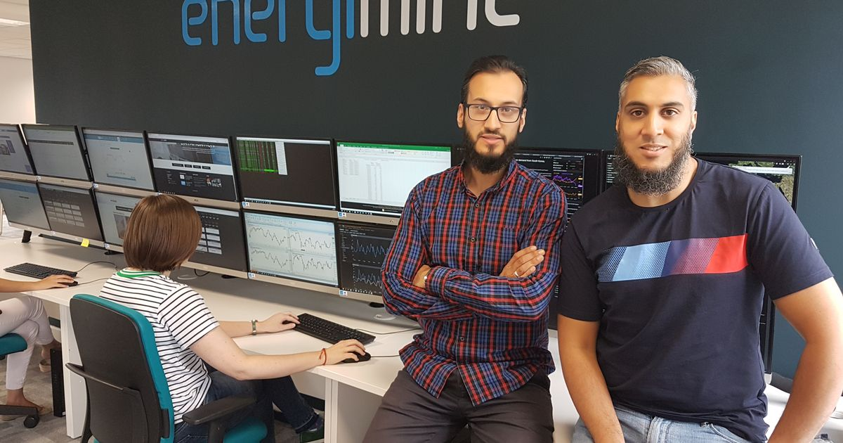 These Oldham entrepreneurs have developed artificial intelligence to trade energy
