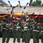 Two GSU officers critically injured in Bungoma crash