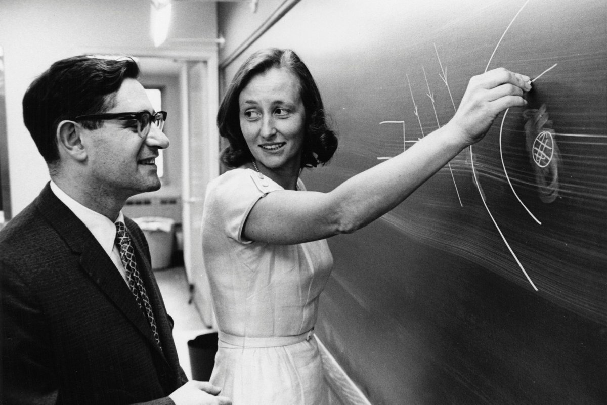 Her problem-solving theorems helped pave the way for women in mathematics