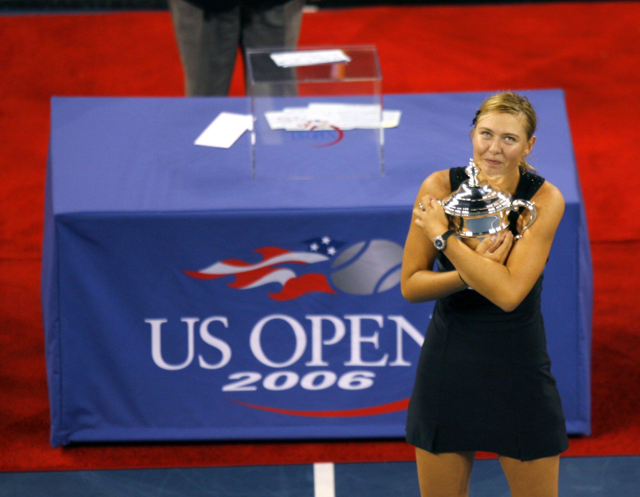 .@USOpen announces wildcard for 2006 champion @MariaSharapova.  Complete List--> https://t.co/SJZDM2FHxA https://t.co/1JeNf0sYdV
