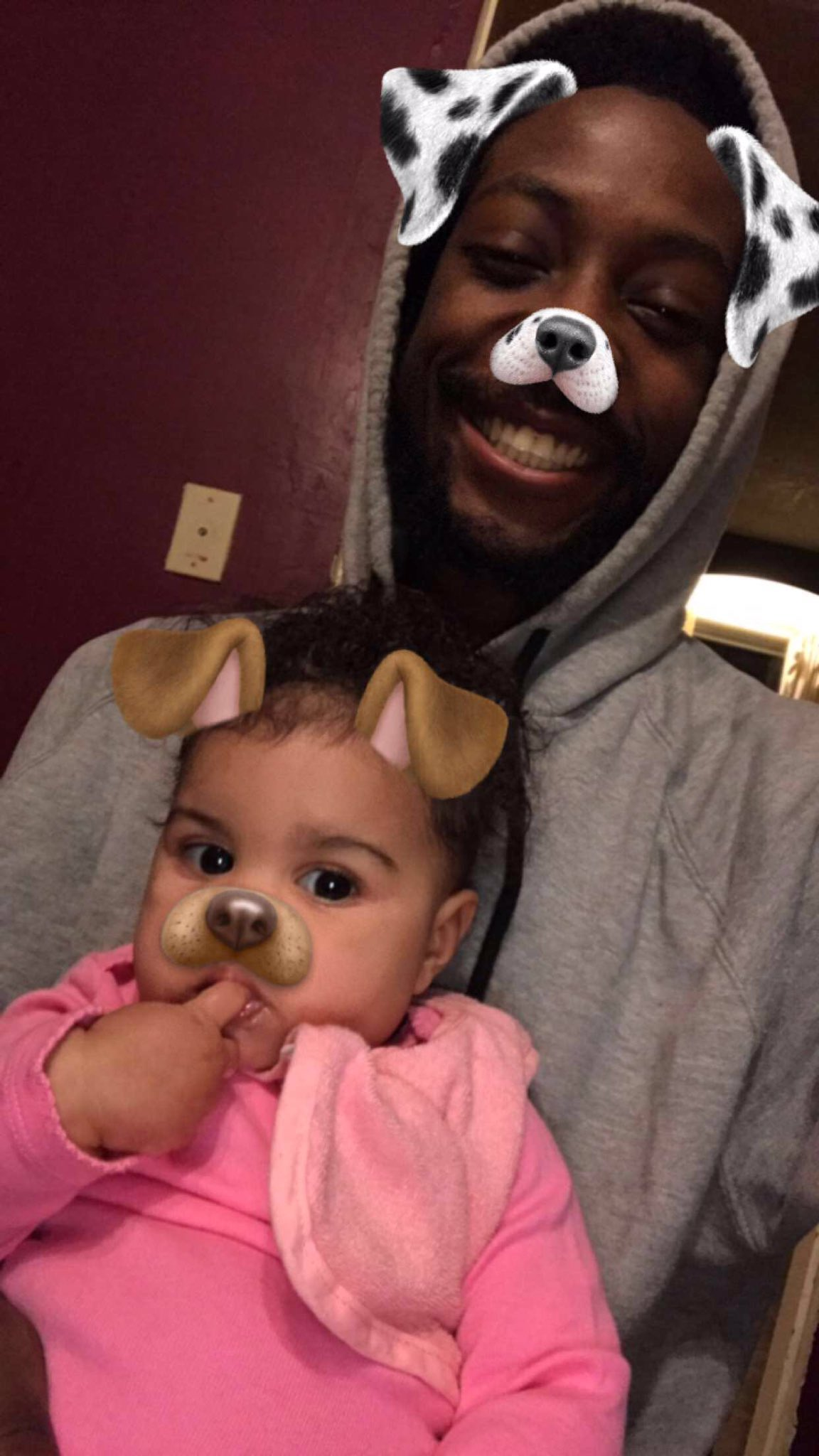 Happy 1st Birthday to my goddaughter Zendaya today