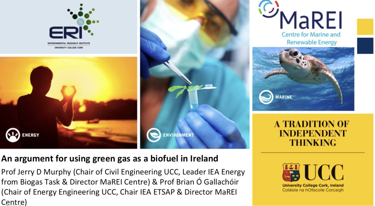 test Twitter Media - Looking forward to presentation from @scienceirel @MaREIcentre Directors and @IEABioenergy and @IEA_ETSAP leaders at #EnergyAg2017 https://t.co/MWq6eoAgyV
