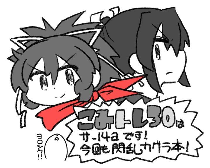9月3日はインテックス大阪こみっくトレジャー30に参加します4号館サー14a「cbgb」で閃乱カグラ全年齢ギャグまんが本