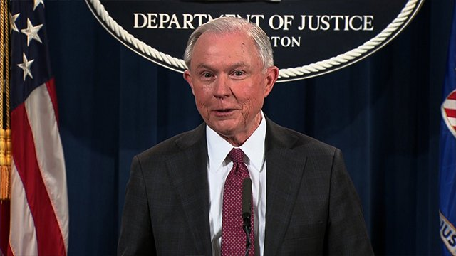 Department of Justice pursuing information on Trump opponents
