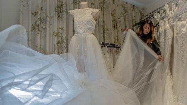Canberra fashion label Naomi Peris Bridal selected for Milan Fashion Week