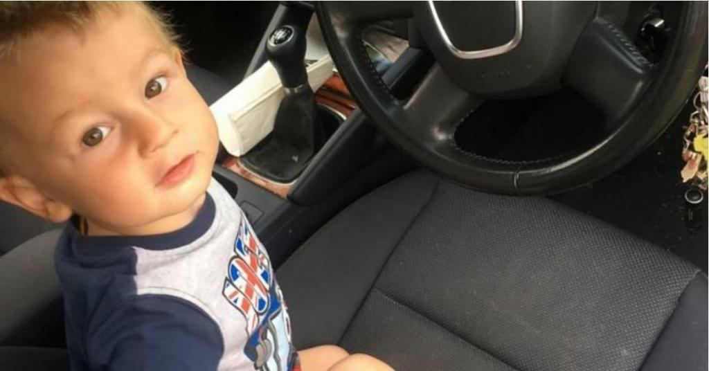 Mum's horror at finding out her toddler son's car sickness was really his reaction to a spike in his Britax child seat stabbing him for 18 months