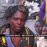 Family mourns 8 members who perished on their way to pay bride price