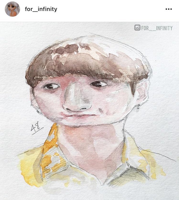 i'm fucking crying this girl on ig drew my jungkook edit https://t.co/xVoYl6HzMF