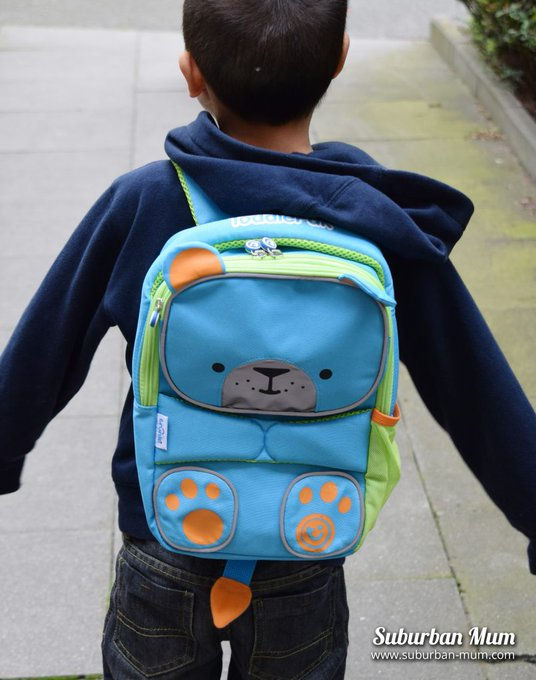 Introducing the new Trunki Toddlepak Backpack + giveaway!