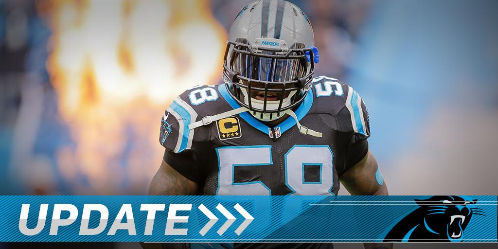 .@ThomasDavisSDTM signs contract extension with @Panthers: https://t.co/JrBVJO5p6z https://t.co/EsKZWnvu8m
