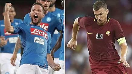 Milan e Inter, serve una punta, Napoli e Roma davanti alla Juve