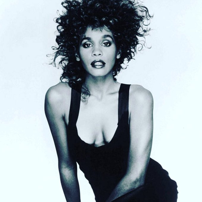 Happy belated birthday to one of my favorite artists from back in the late 80s, Whitney Houston.