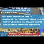 Nakumatt staff sue retailer over unpaid salaries