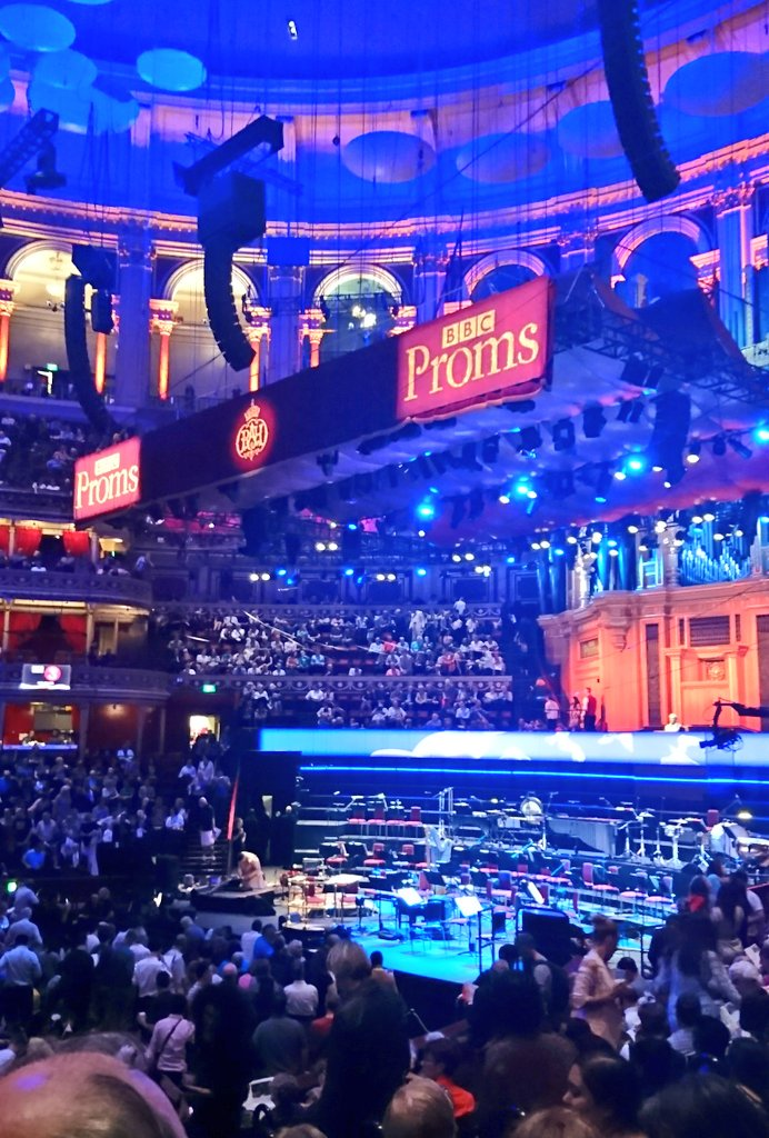 test Twitter Media - The Royal Albert Hall is buzzing for the sound of the sitar! #BBCProms https://t.co/jIfHHLjppk