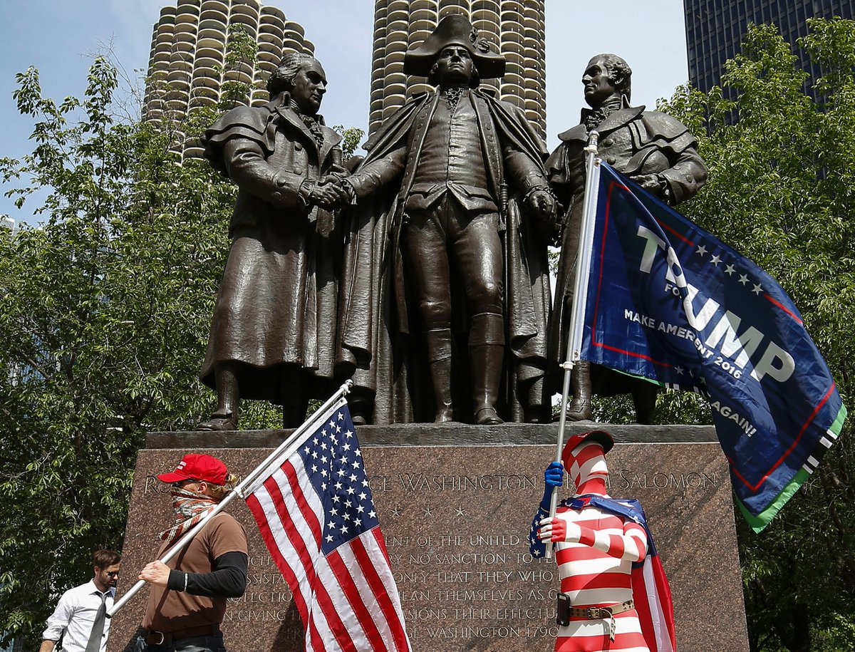 Donald Trump just claimed George Washington owned slaves. Fact check: He did