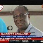 Utekelezaji Wa Miradi Ya Barabara Katika Jiji La Dar es Salaam
