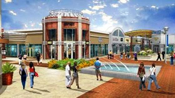 East Hartford Outlet Shops 'On Track' Again, Town Leaders Say