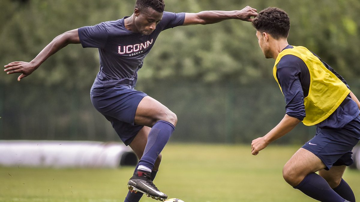 UConn Men's Soccer Hungry After Missing NCAA Tournament Last Season
