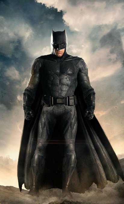 Let\s wish a very happy birthday to Ben Affleck who will reprise his role as on
