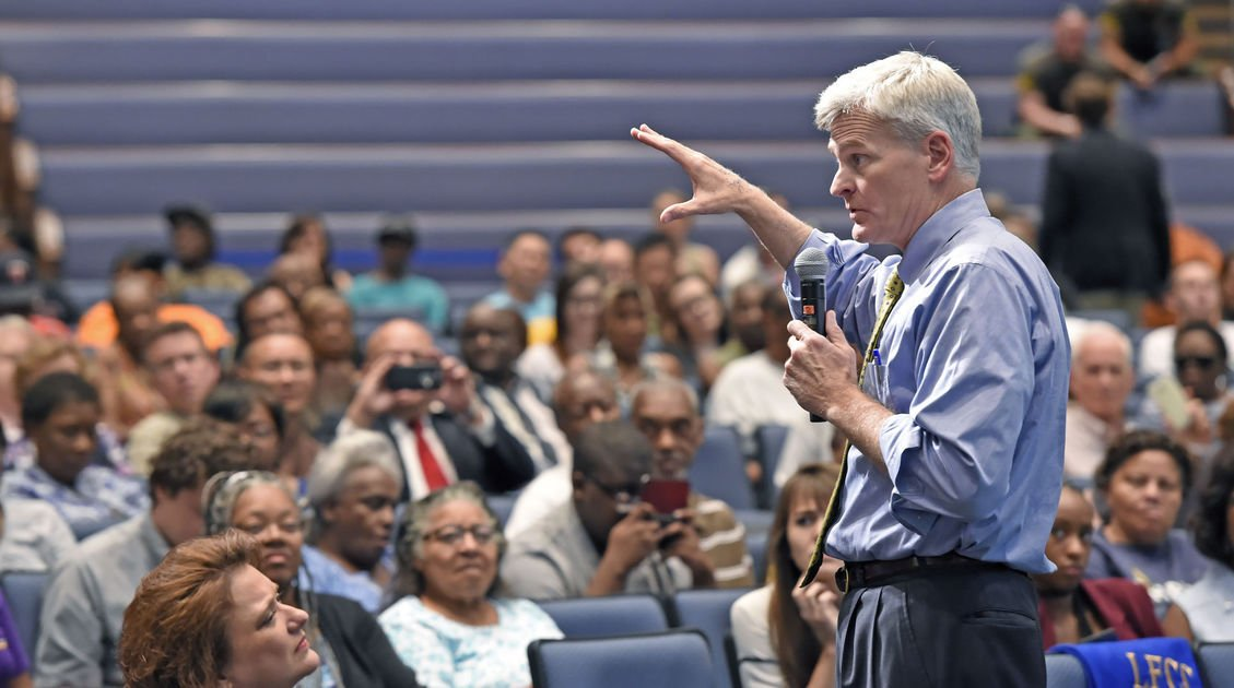 Grace Notes: What momentum? Sen. Bill Cassidy should move on from health care bill