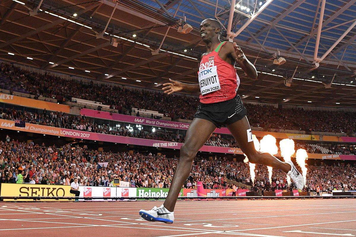 Kenya set to launch bid for 2023 world championships