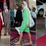 Diana: fashionista who shook up the royal dress code